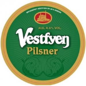Vestfyen Pilsner logo