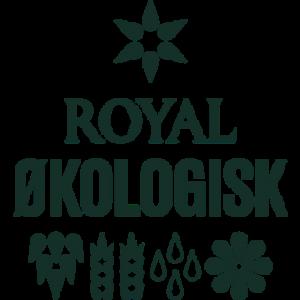 Royal økologisk logo