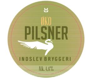 Indslev pilsner logo